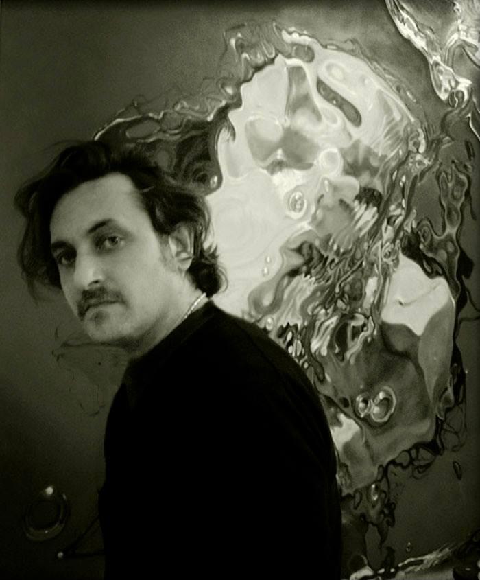 Nicola Rotiroti artista